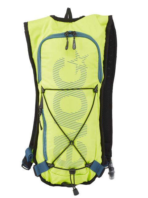 EVOC CC fietsrugzak 3L + 2L Hydration Bladder groen